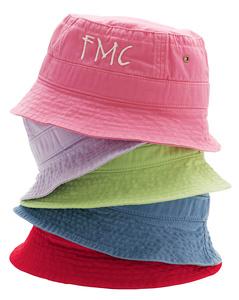 Garnet Hills Kids Bucket Hat