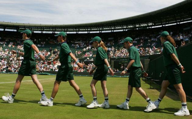 Wimbledon Ralph Lauren Uniforms