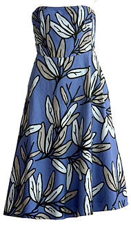 SJP Bitten Steve & Barry\'s Dress Sarah Jessica Parker