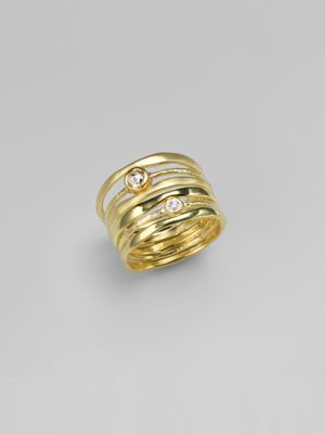 Ippolita Ring at Saks