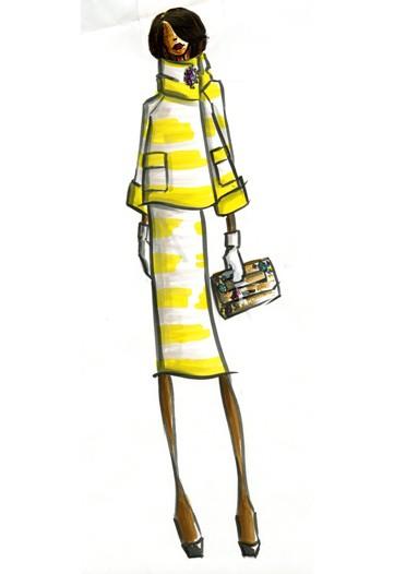 Diane von Furstenberg via WWD