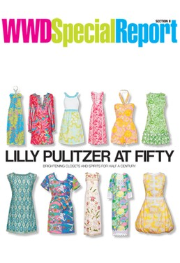 """WWD """"Lilly Pulitzer at Fifty"""""""