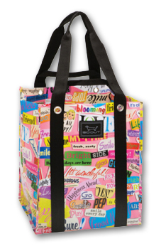 Scout 'Good News' Bagette Tote