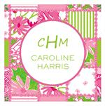 Lilly Labels/Stickers in Patchtastic