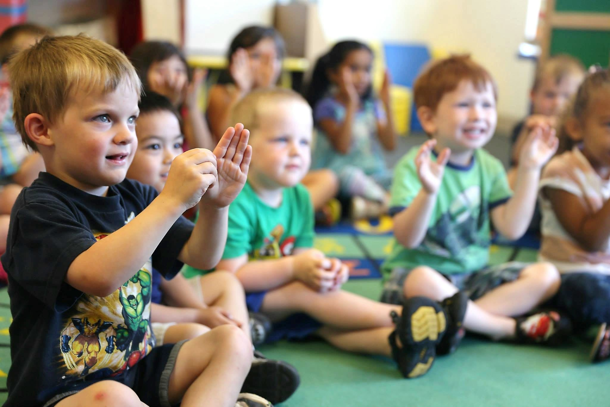 9 Benefits Of Teaching Sign Language To Infants And