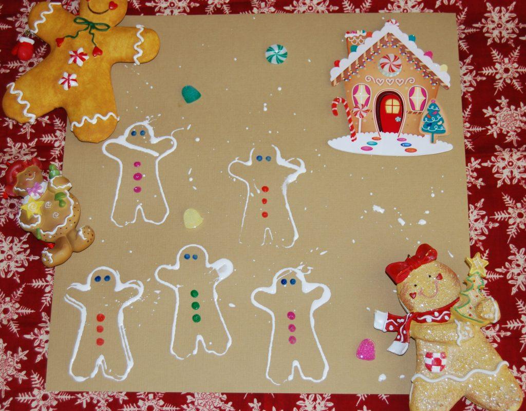 Gingerbread Theme Activities For Preschool And Kindergarten