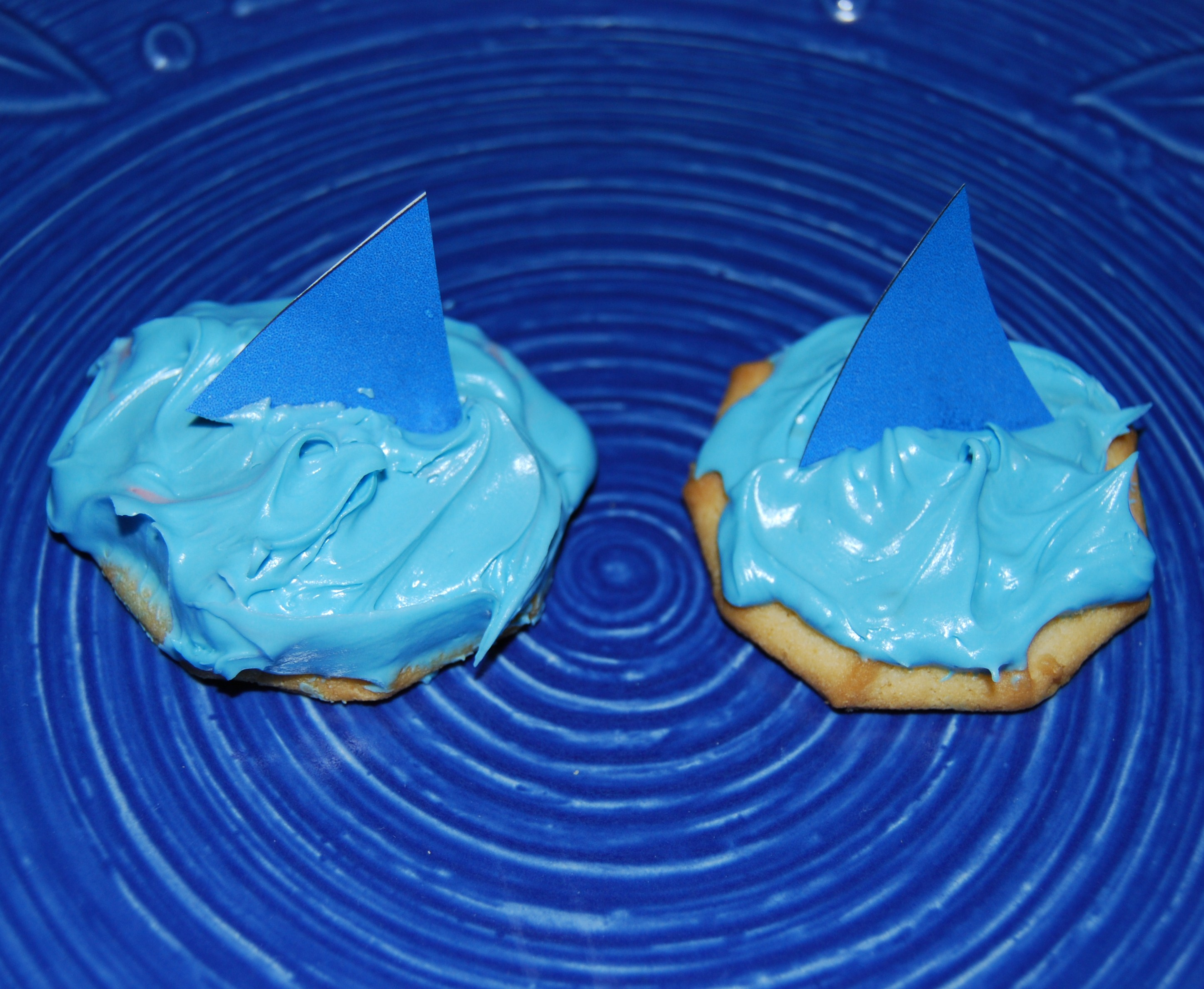 Shark Cookie Snack The Preschool Toolbox Blog