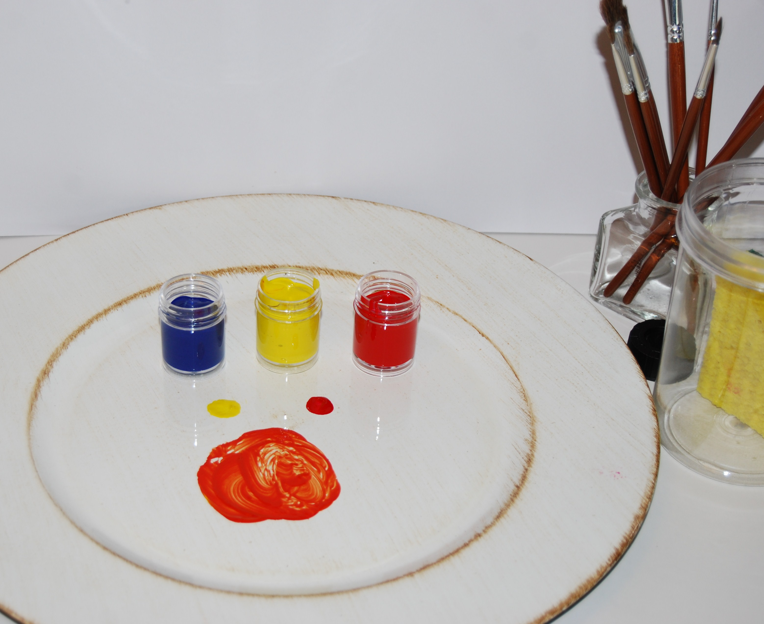 Mouse Paint Learning About Colors In Preschool Teachece