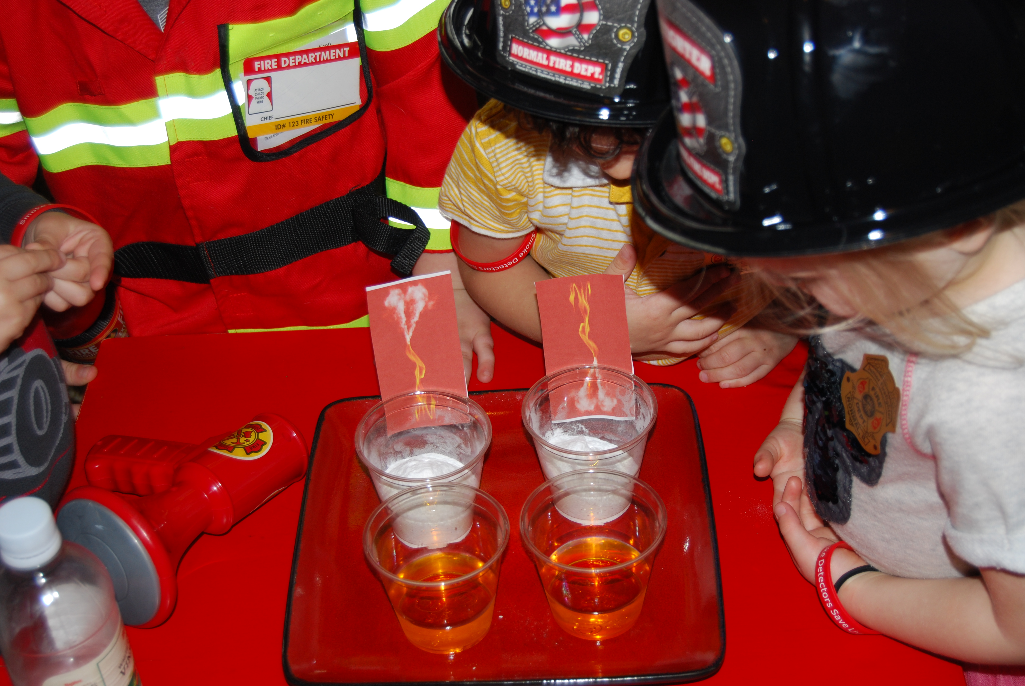Community Helpers Theme For Preschool Bubbly Fires