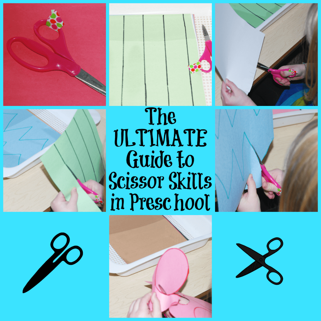 The Ultimate Guide To Scissor Skills In Preschool The