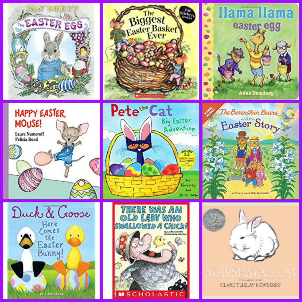 Easter Songs Counting Rhymes Finger Plays And Books For