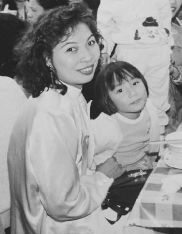 Mẹ và Tôi những năm '90