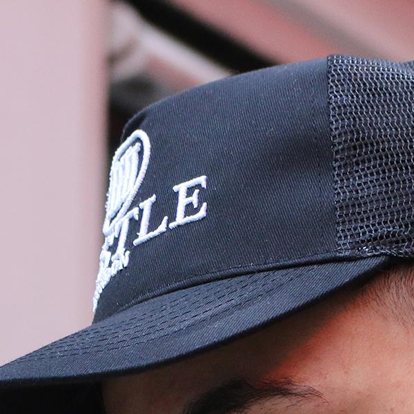 the presidential hustle black trucker hat cap4