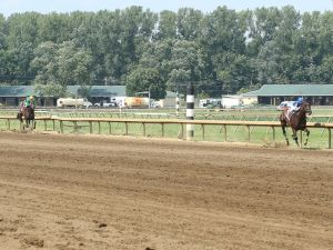 HRN Report on Ohio Derby: Owendale Wins - The Pressbox