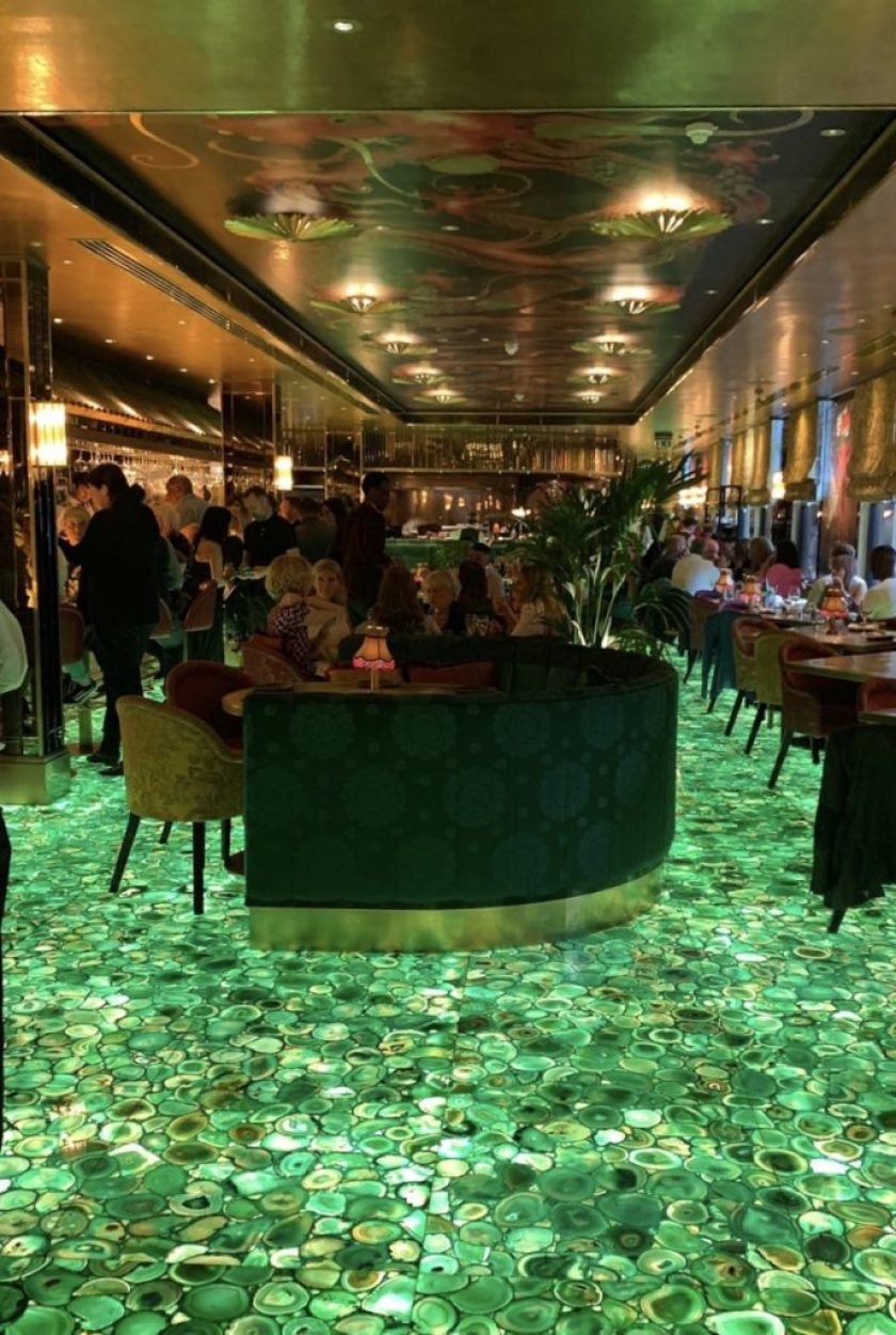 The Ivy decor