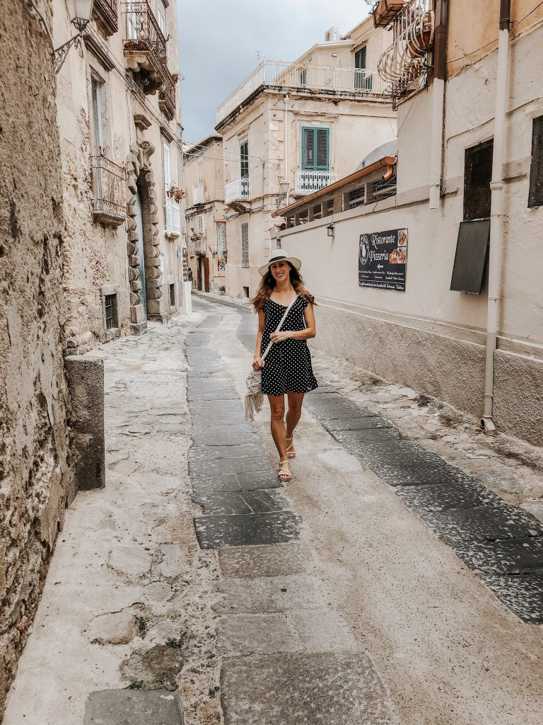 A week in Tropea wandering