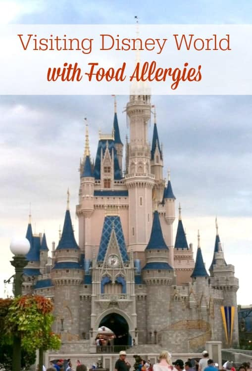 Visiting Disney World with Food Allergies - my experience and tips.