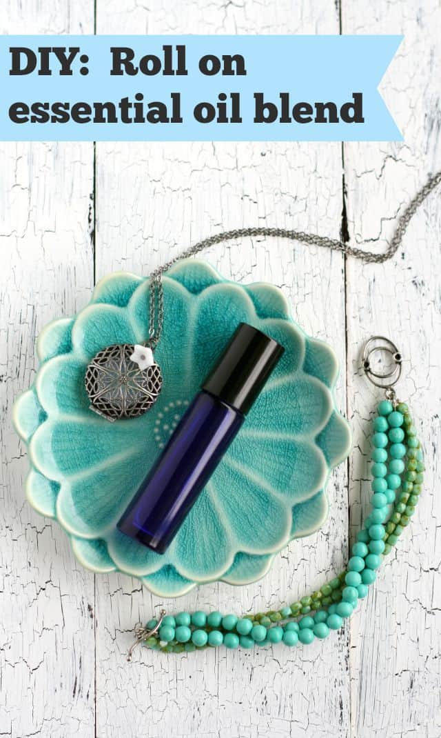 How To Make A Roll On Essential Oil Blend For Stress