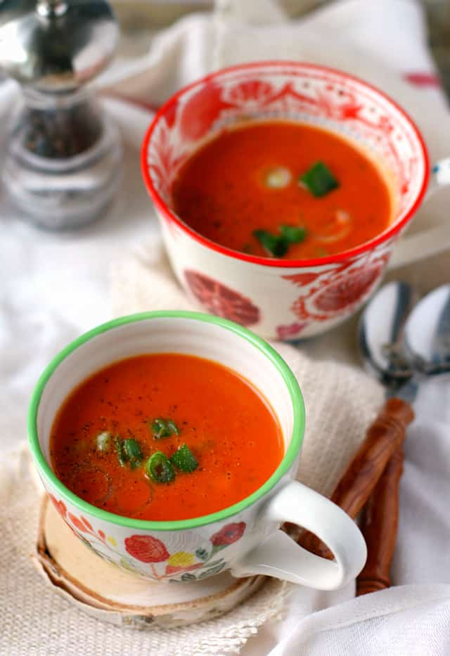 how to make tomato soup from a can better