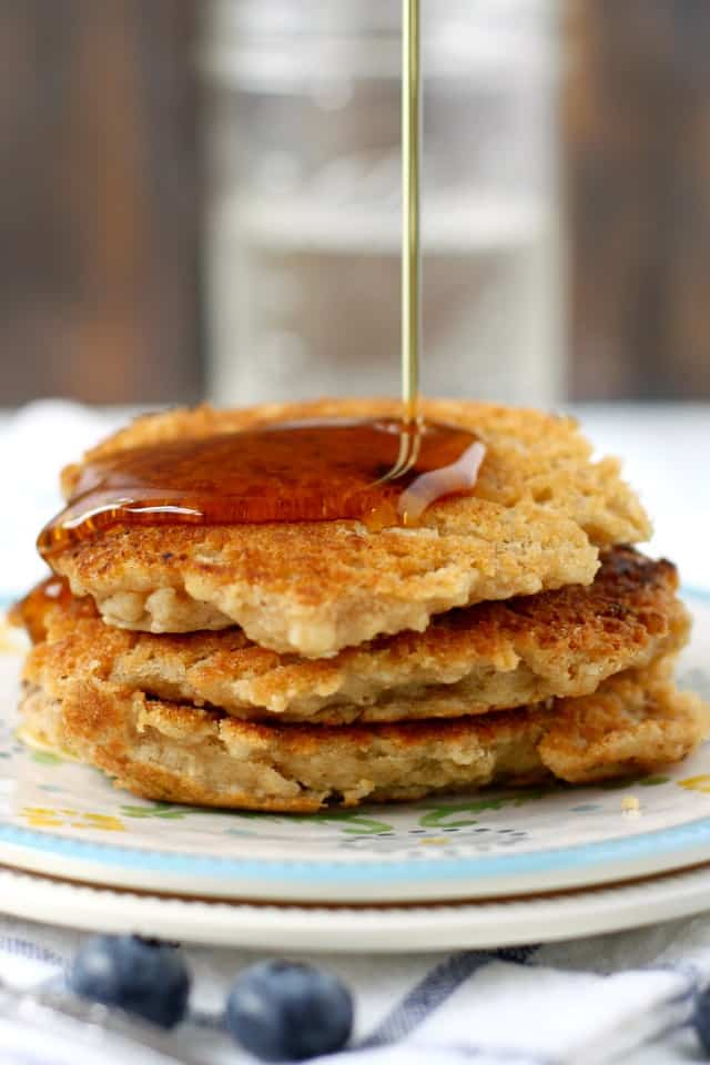 easy dairy free pancake recipe