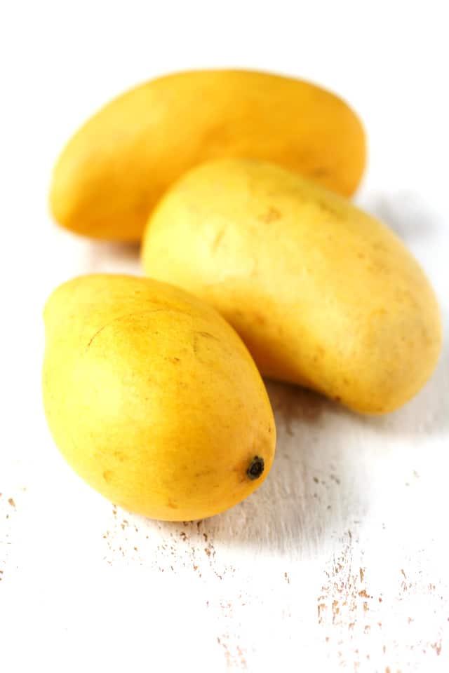 mango coconut pancake recipe