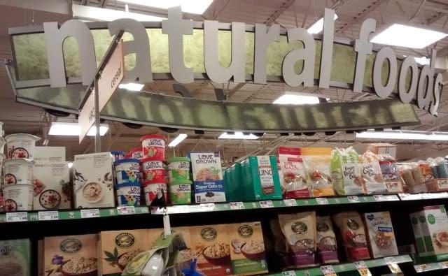 Kroger Natural Foods Department
