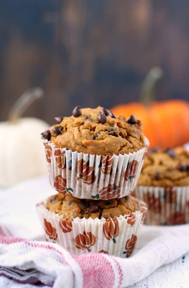 dairy free pumpkin muffin recipe