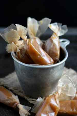 dairy free caramel candy