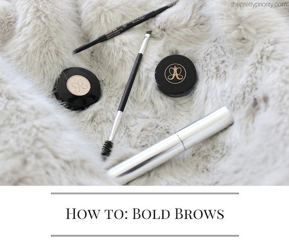 How To: Bold Brows