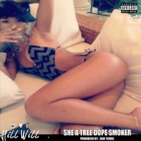 "HiLL WiLL ""She A Tree Dope Smoker"" (Audio) [@HiLLWiLL6113]"