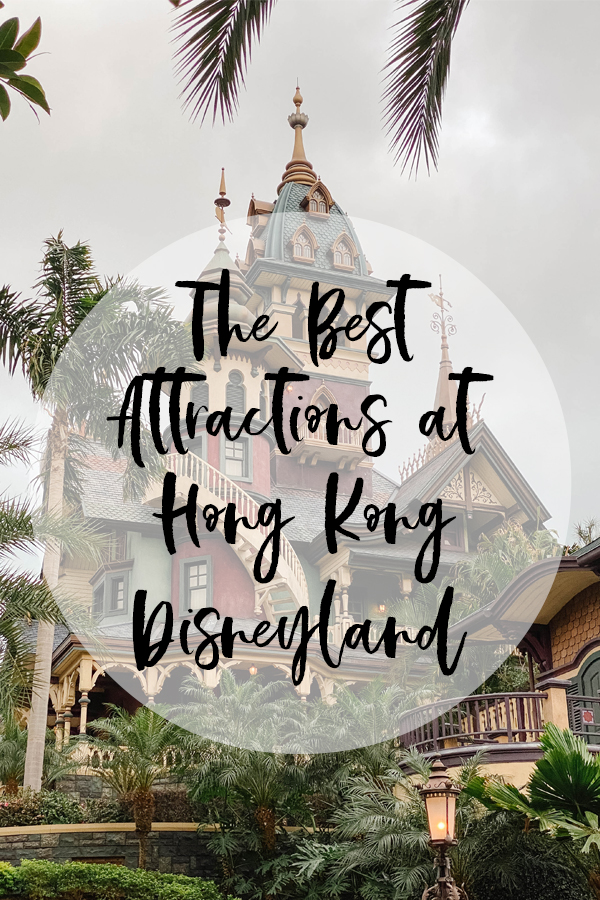 best rides in Hong Kong Disneyland