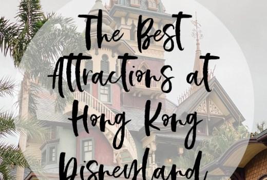 best rides in Hong Kong Disneyland