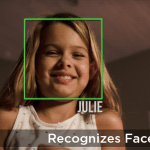 JIBO Worlds First Family Robot recognizes your face