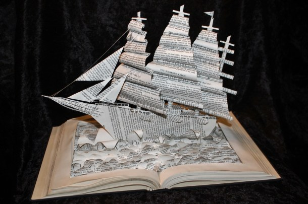 jodi harvey-brown book sculpture 5