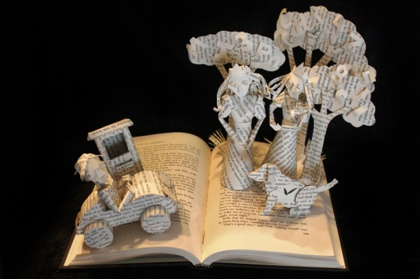 jodi harvey-brown book sculpture 6