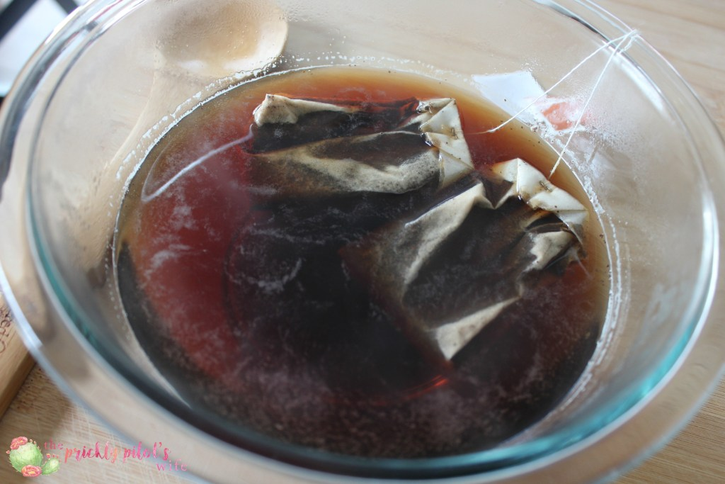 make your own SCOBY Kombucha