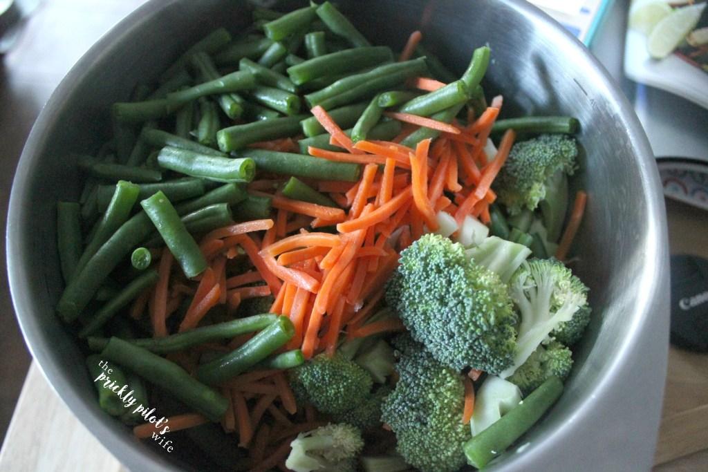 easy stir fry recipe
