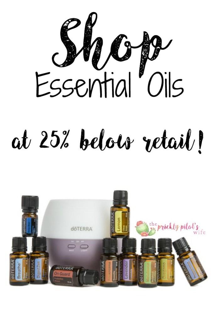 shop doterra essential oils