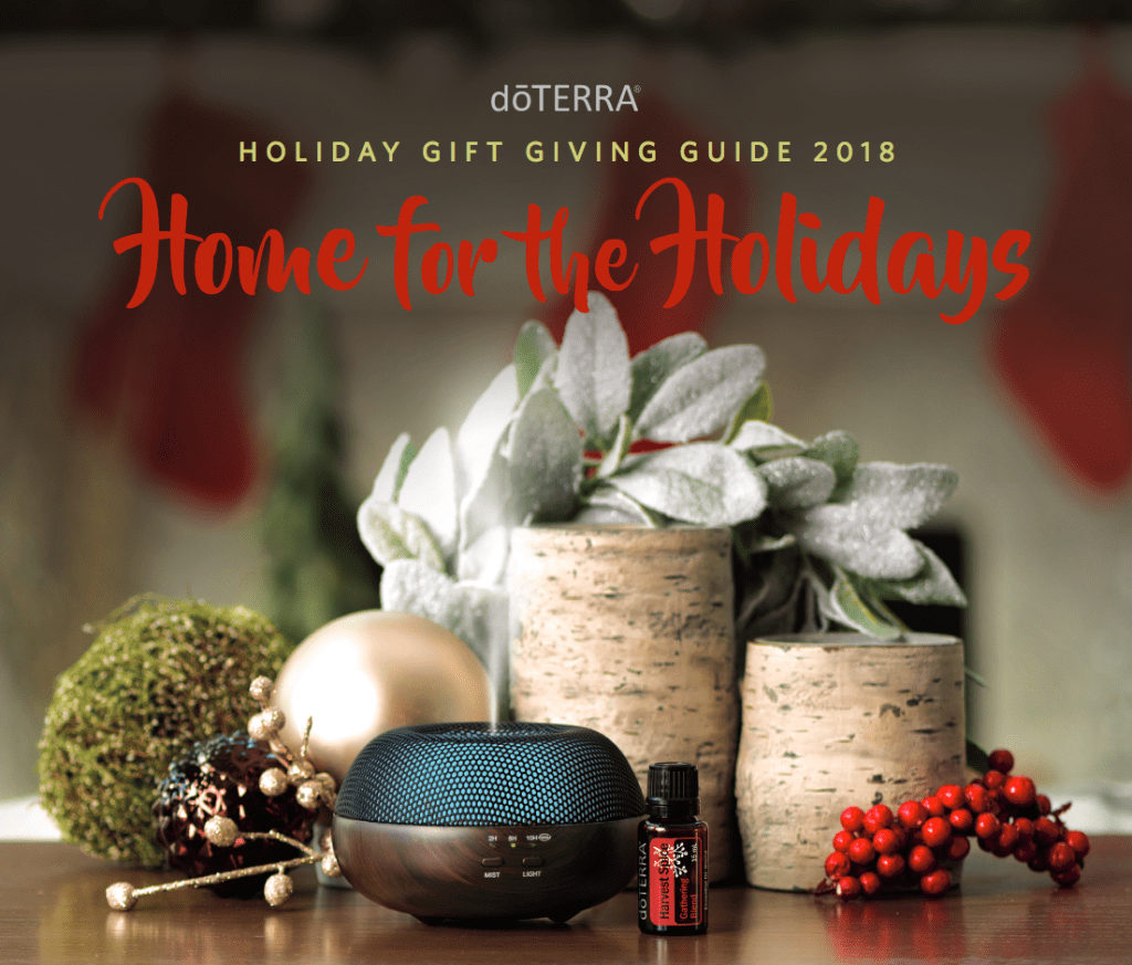 doterra holiday guide 2018