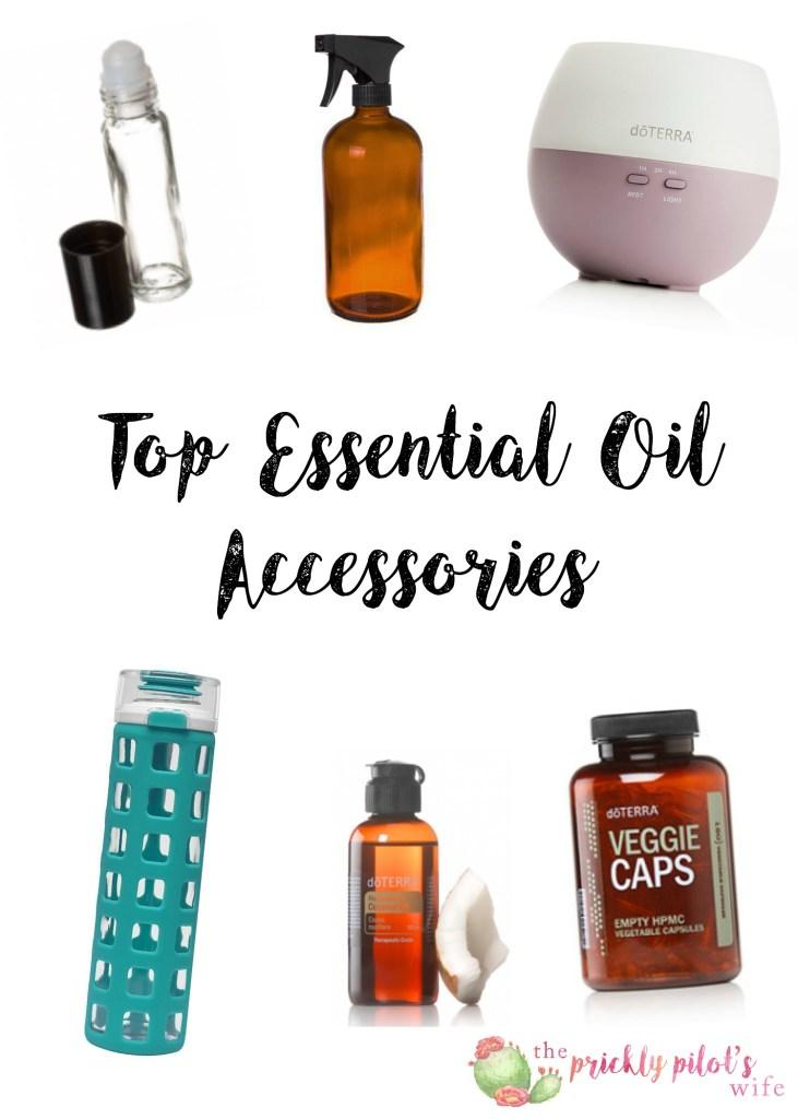 Top Essential Oil Accessories