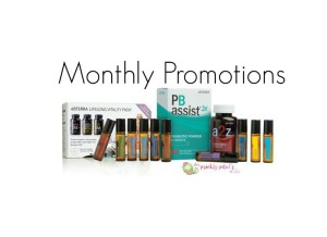 doTERRA December Promotions