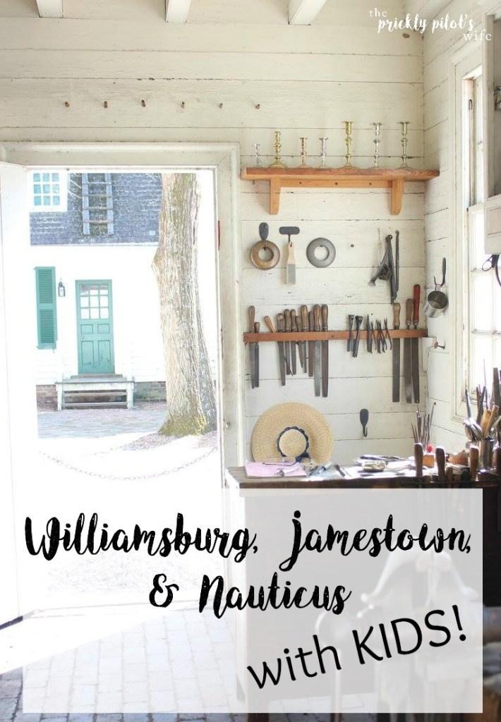 williamsburg jamestown nauticus