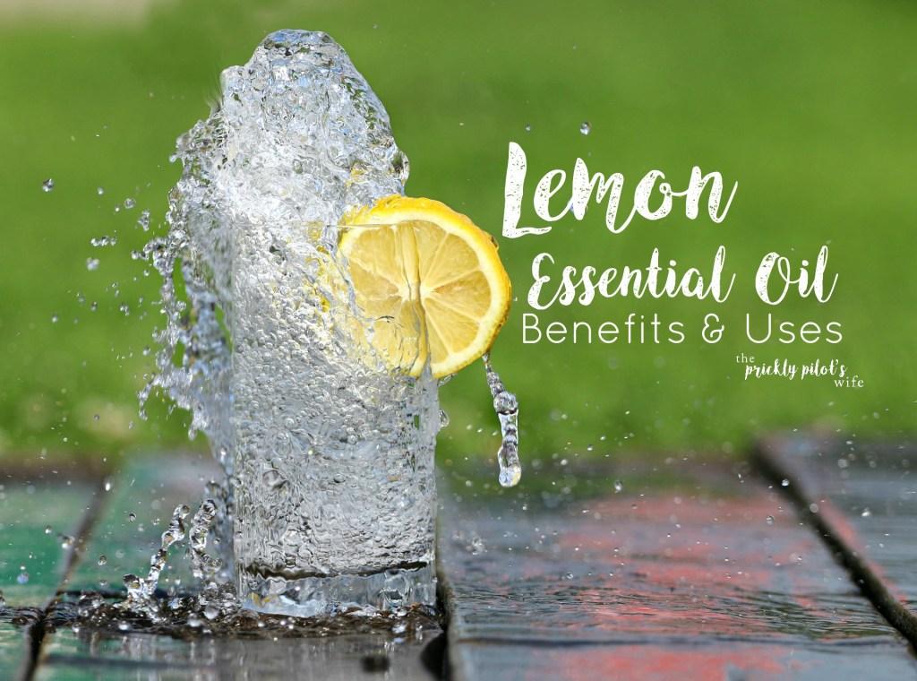 doterra lemon essential oil uses benefits