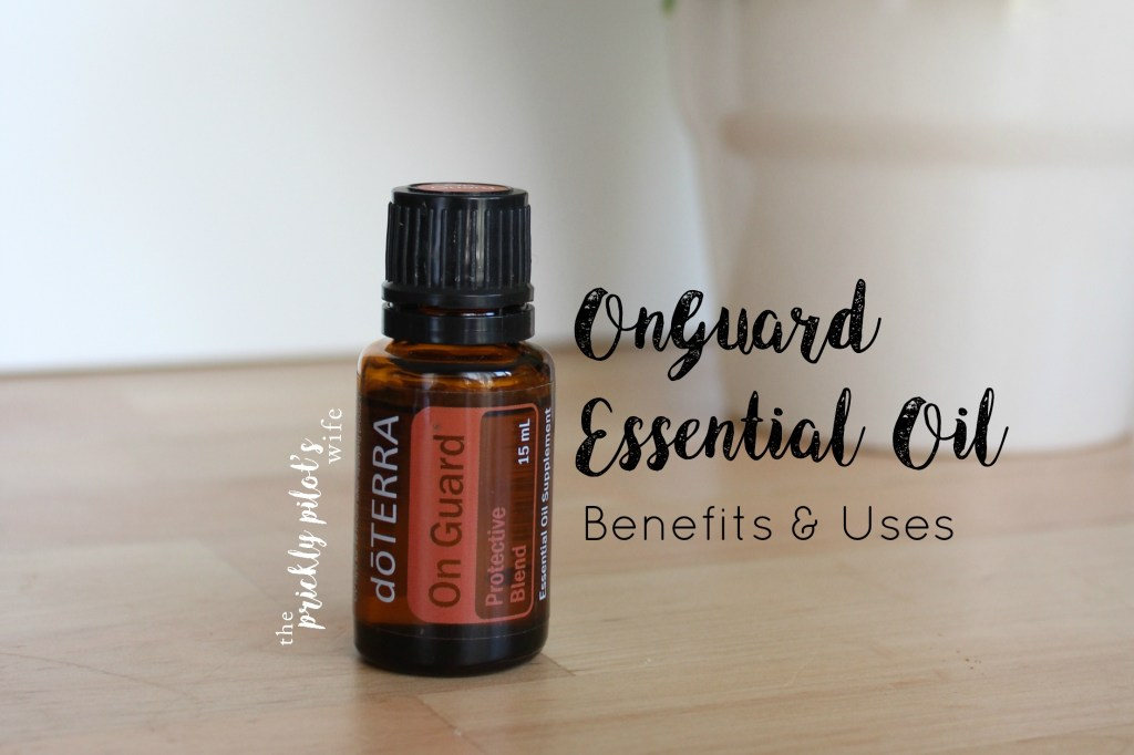 doterra onguard essential oil benefits uses