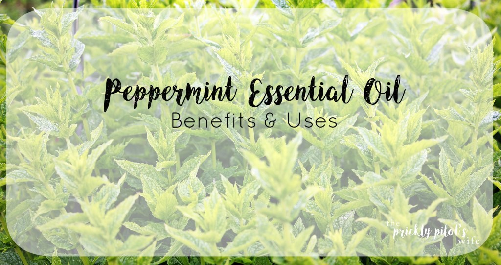 peppermint essential oil doterra benefits uses