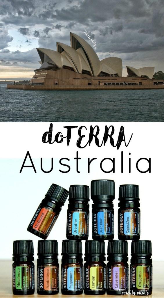 doterra australian membership wellness advocate