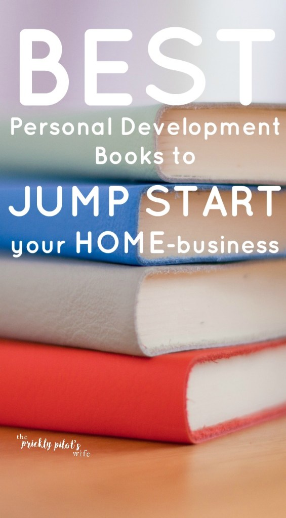 personal development books for network marketing