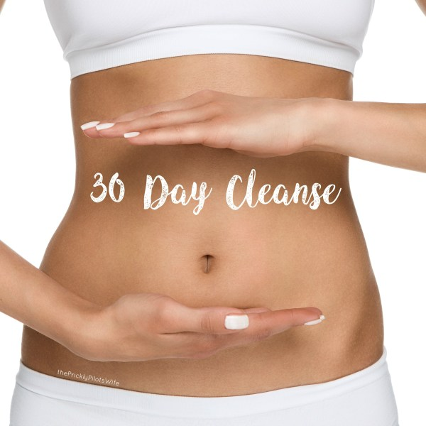 30 Day Cleanse Challenge with doTERRA