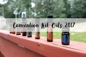 doterra new oils 2017 - convention kit