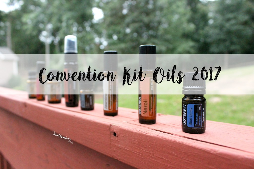 doterra new oils 2017 - convention kit